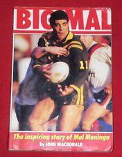 BIG MAL ~ The Inspiring Story of Mal Meninga ~ JOHN MacDONALD
