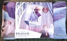 Frozen 2 Elsa And Anna  No Sew Fleece Throw Kit Disney MUST L@@K.