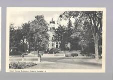pk35233:Postcard-Court House,Brampton,Ontario