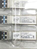 Intel E10GSFPLR FTLX1471D3BCV-IT FTLX1471D3BCVI31 E65685-001 Ethernet SFP+ LR