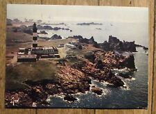 Carte postale Ouessant phare Creac'h  ,CPSM