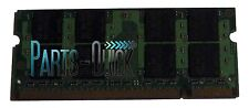 1GB PC2-5300 DDR2 667 SODIMM Gateway Notebook Memory