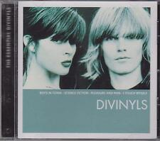 THE ESSENTIAL DIVINYLS - CD - NEW -
