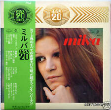 Milva - Milva Max 20 - LP - Japan with OBI