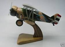 Model-68 Hawk-III Curtiss Airplane Desk Wood Model Big