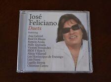 Duets by José Feliciano (CD, Dec-2014, Siente Music) NEW