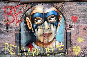 banksy canvas street art print ORIGINAL coa signed limited painting large