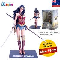 DC Comic WONDER WOMAN Justice League Movie ArtFX+ 1/10 Statue Action Figure Toy