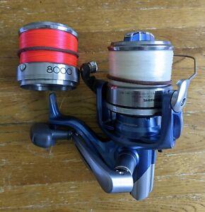 Shimano Aerlex XSA 8000 Fixed Spool Fishing Reel ALX ALX-8000XSA
