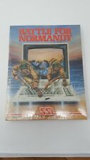 Battle for Normandy Apple ii 2 Computer Video Game *Sealed*