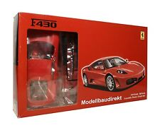 Ferrari F430 Maßstab 1:24 Fujimi 12256 Bausatz NEU & OVP