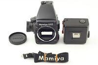[ALMOST MINT w/strap] Mamiya 645 Pro Film Camera AE Finder 120 Film Back JAPAN