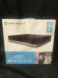 Amcrest 8 Channel Video Recorder