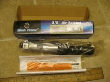 "Mech Power M90100 3/8"" Air Ratchet Tool New in Box"