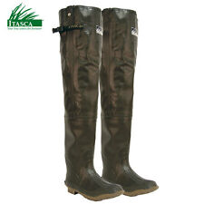 Itasca Rubber Men's Hip Waders (13)- Brown