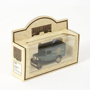 LLEDO DAYS GONE BY DG13 - 1934  FORD MODEL A VAN - BBC