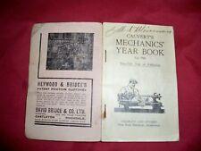 Calvert's Mechanics' Year Book for 1940