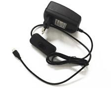 Micro USB 5V 3A Netzteil Adapter für alle Raspberry Pi 3  2 B+ mit Schalter