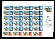 NOUVELLE-CALEDONIE ** n° 1174A/1174B / feuilles complètes / MNH / CAGOU / TTBE