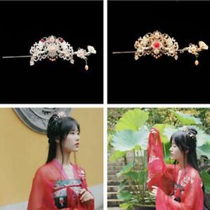Crown Ancient Style Hanfu Hair Accessories Hair  Headdress Costume Hairpin