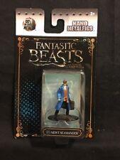 Fantastic Beasts Nano MetalFigs Newt Scamander Figure HP11 New 2017 Jada Toys