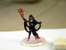 female shadow mage miniature Dungeons and Dragons D&D warhammer fantasy mini