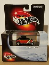 Hot Wheels 100% Black And Red Blown 34 Ford Black Box
