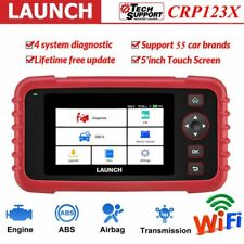 Check Engine ABS SRS AT LAUNCH OBD2 Car Code Reader Auto Diagnostic Scanner Tool