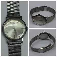 Armbanduhr Fortis funktionsfähig Handaufzug