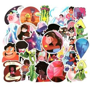 Steven Universe Stickers Pegatinas Waterproof Stickers For Laptop  50 Pcs/pack