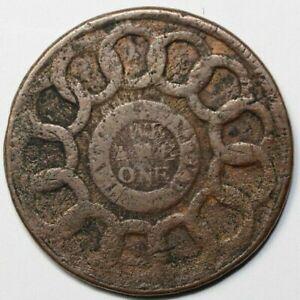 1787 FUGIO CENT
