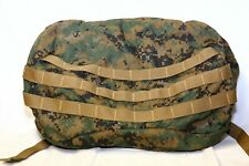 USMC ILBE MARPAT MAIN PACK LID DUST COVER NEW
