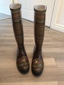 Paul Smith Wellingtons Rain Boots Sz 39/6 £££