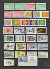 Andorra MH collection, 40 stamps , 2 Miniature sheets