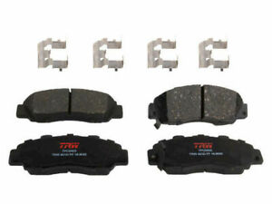 For 1993-2001 Honda Prelude Brake Pad Set Front TRW 51214KF 1994 1995 1996 1997