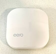 eero Pro B010001 2nd Generation AC Tri-Band Mesh Router - White