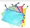 A4 File Folder Document Bag Pouch Brief Case Office Book Holder Organizer