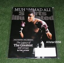 2015 MUHAMMAD ALI~SPORTS ILLUSTRATED~THE GREATEST BOXER OF ALL-TIME