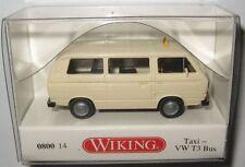 Wiking 080014 VW T3 Fensterbus 1979 Taxi 1:87 HO