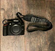 Nikon D3200 DSLR Camera with 18-55mm Lens - Black