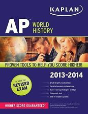 Kaplan AP World History 2013-2014 (Kaplan Test Prep)