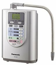 Panasonic Alkaline Water Purifier Ionizer silver TK7208P-S Japan F/S w/Tracking#
