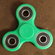 Fidget Spinner Hand Focus Stress Toy EDC ADHD Autism Ships From U.S.A. Green