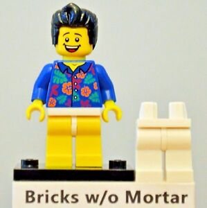 """New Genuine LEGO """"Where are my Pants?"""" Guy Minifig The Lego Movie 71004"""