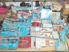 Fischertechnik 1000de Pieces Giant Collection with Original Box