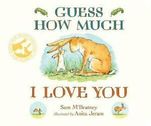 Guess How Much I Love You by McBratney, Sam Book The Cheap Fast Free Post