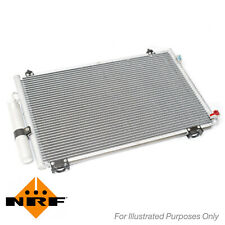 Fits Peugeot 206 2.0 16V Genuine NRF Engine Cooling Radiator