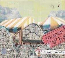 Tolidos Te Amo Me Odias Caja De Carton CD New Seal