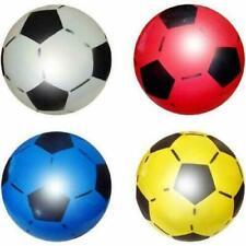 1,4,12 Inflatable Football Sports Training Soccer Beach Ball Children Kids Toy