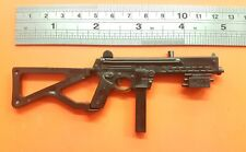 """1/6 Scale Walther MPL submachine gun World peacekeepers weapon for 12"""" figure"""